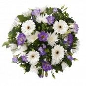 Funeral Posy bowl